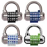Master Lock 1534d Password Plus Combination Lock