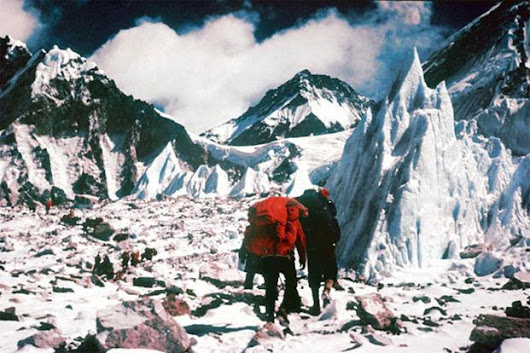 The first Indians on Everest