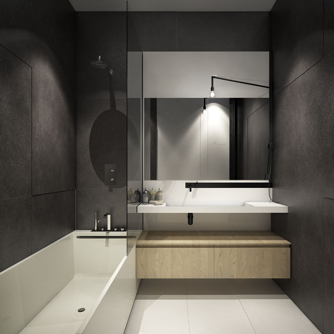 The Best Tips How To Arranged Modern Small Bathroom ...