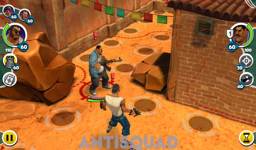 Antisquad game chiến thuật theo lượt hấp dẫn đang miễn phí