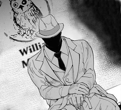 Yakusoku No Neverland William Minerva