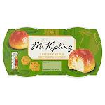 Mr. Kipling Golden Syrup Sponge Pudding, 2 X 95G By British Food Supplies