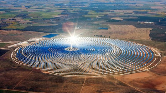 World's Largest Desert Solar Plant In Morocco Has Gone Live