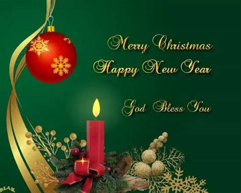 Candle Of Joy And Happiness. Free Merry Christmas Wishes