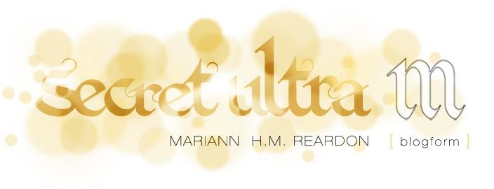 Secret Ultra M | Mariann H. M. Reardon