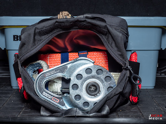 Recovery Gear: What's in my kit?