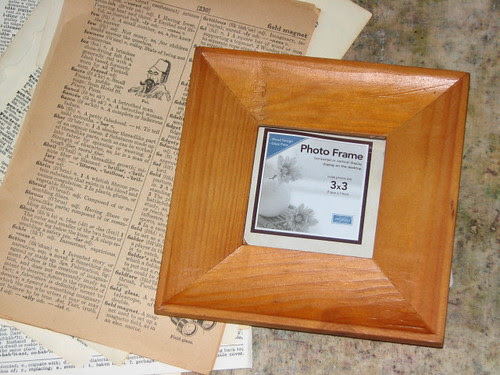 Steampunk Framed Art for Dad 002