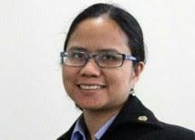 Dhitta Puti Sarasvati, aktivis LSM dan dosen di SSE, Sampoerna University, Jakarta