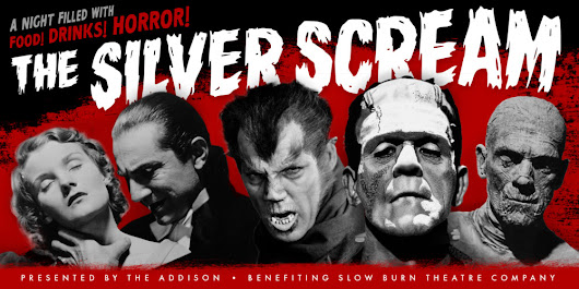 "Celebrate Halloween on ""The Silver Scream"" at the Addison 