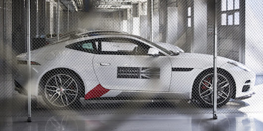 JAGUAR TRACK DAY & LAND ROVER EXPERIENCE DAY 2017 - Autofrau.at