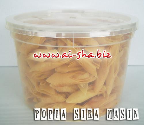 POPIA SIRA MASIN