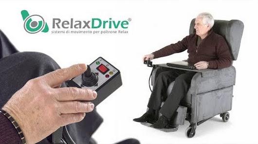 Relaxdrive poltrona per disabili google