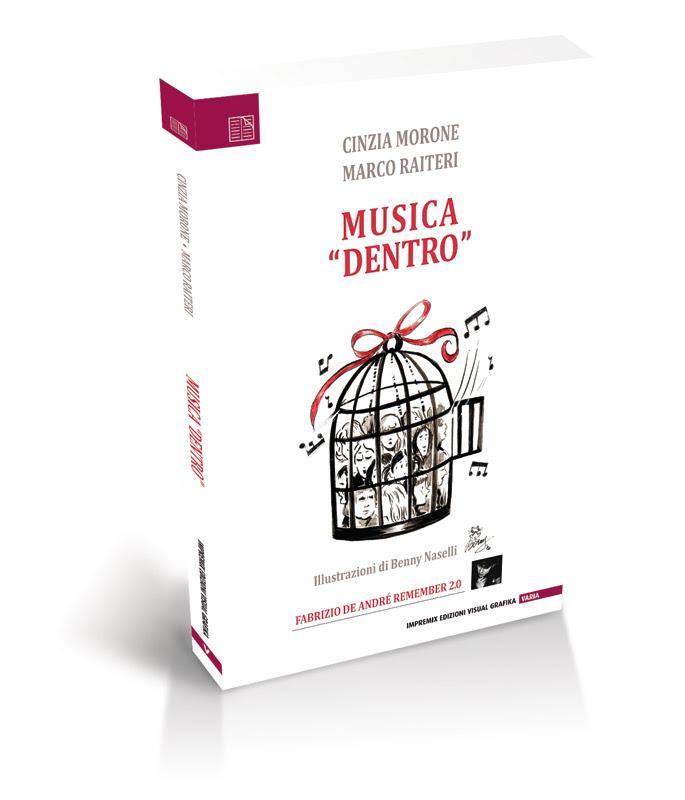 Musica dentro libro di Marco Raiteri e Cinzia Morone