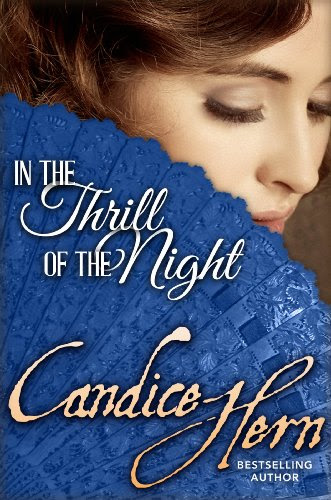 In the Thrill of the Night (The Merry Widows) by Candice Hern