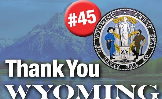 Wyoming Becomes 45th U.S. State to Recognize the Armenian Genocide