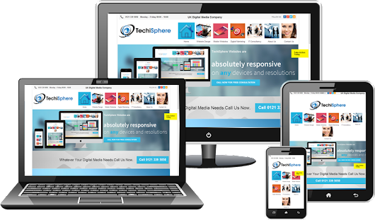 Internet Marketing Company Solihull - Web Design Company Solihull - Techisphere.com