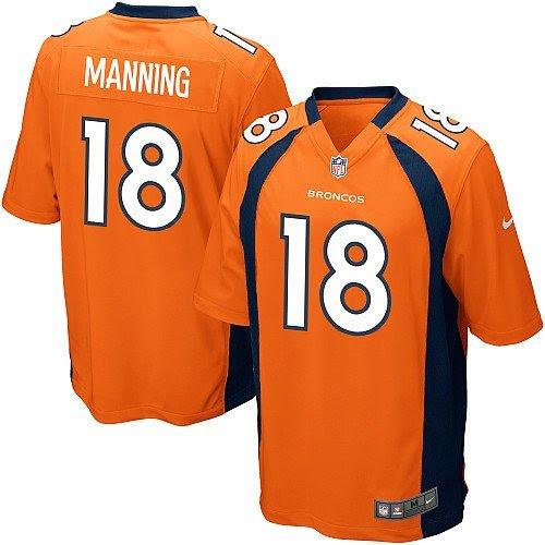 Peyton Manning Denver Broncos Youth Jersey, Broncos Peyton Manning Youth Jersey