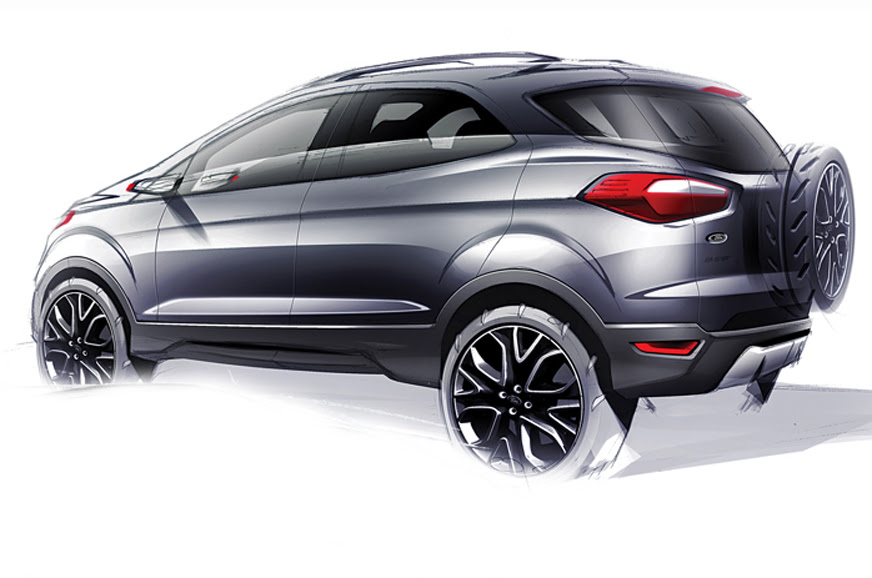ford ecosport replacement expected in 2020  autocar india