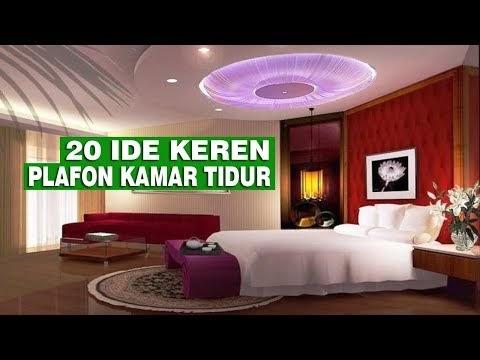 viral 20 ide plafon kamar tidur rumah minimalis modern