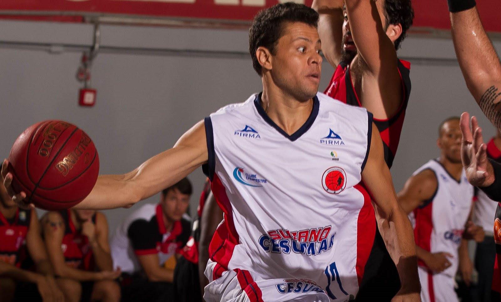 Paulo Nery disputou a última temporada do NBB pela equipe do Suzano (João Pires/LNB)