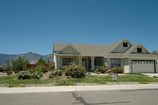 2952 Hot Springs Road  Minden, Nevada  89423  Saratoge Springs Homes