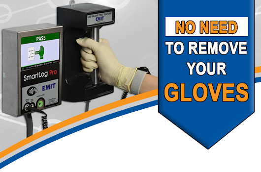 Fed-up with taking your Gloves off when testing your Wrist Strap?