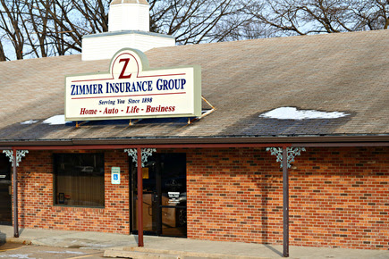 Zimmer Insurance Group Home