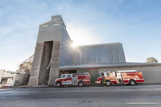 Crews contain fire at Templeton Feed and Grain - Templeton Guide | Templeton News Leader