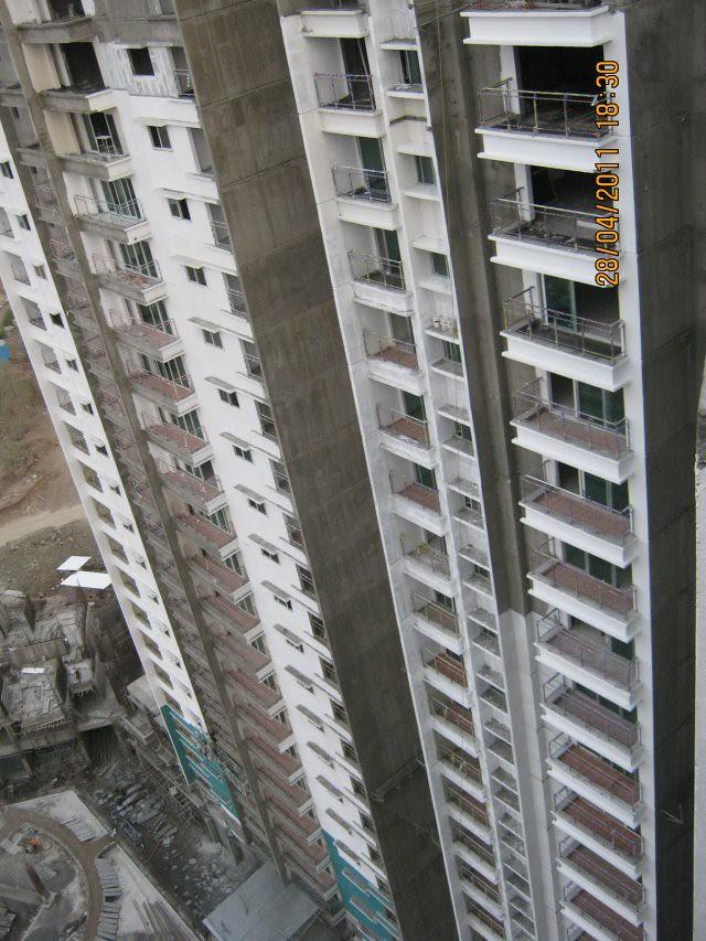 21 Story Sangria Towers at Megapolis Hinjewadi Phase 3, Pune