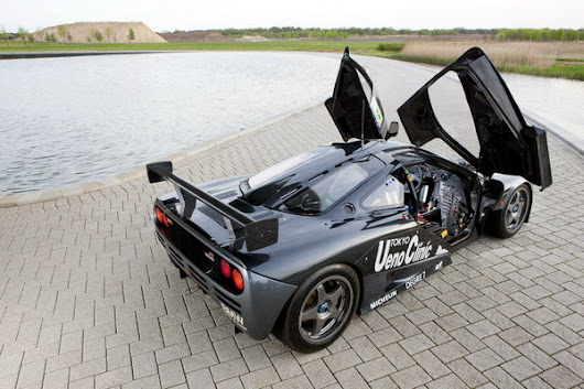Six Reasons Why The McLaren F1 Is Still The World's Coolest Supercar