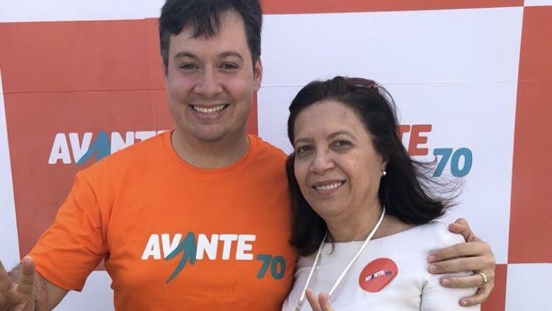 Em Cajazeiras, Júnior Araújo diz que PP não cabe no palanque do Cidadania e da pré-candidata Denise