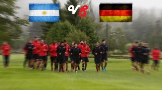 """Μουντιάλ 2014: Ο Ολυμπιακός """"ψηφίζει"""" Αργεντινή! (VIDEO)"""
