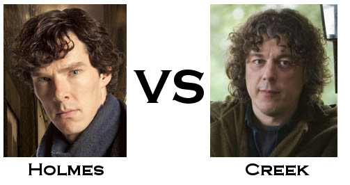 TV Detective World Series Result – Holmes vs Creek