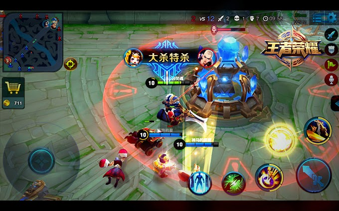 Vương Giả Vinh Diệu - 王者荣耀 (Game Moba)