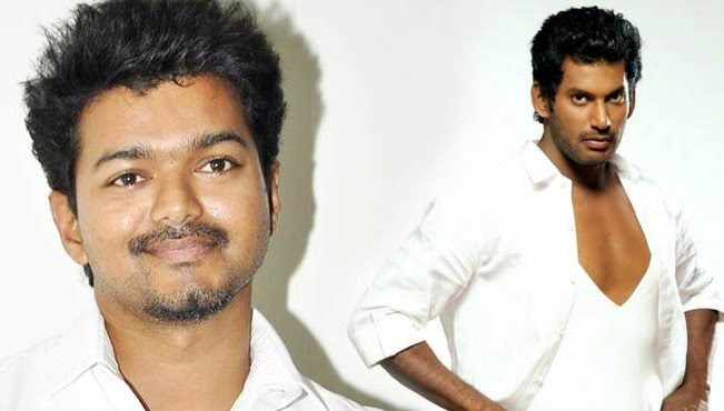 Vishal wants to direct Ilayathalapathy Vijay!