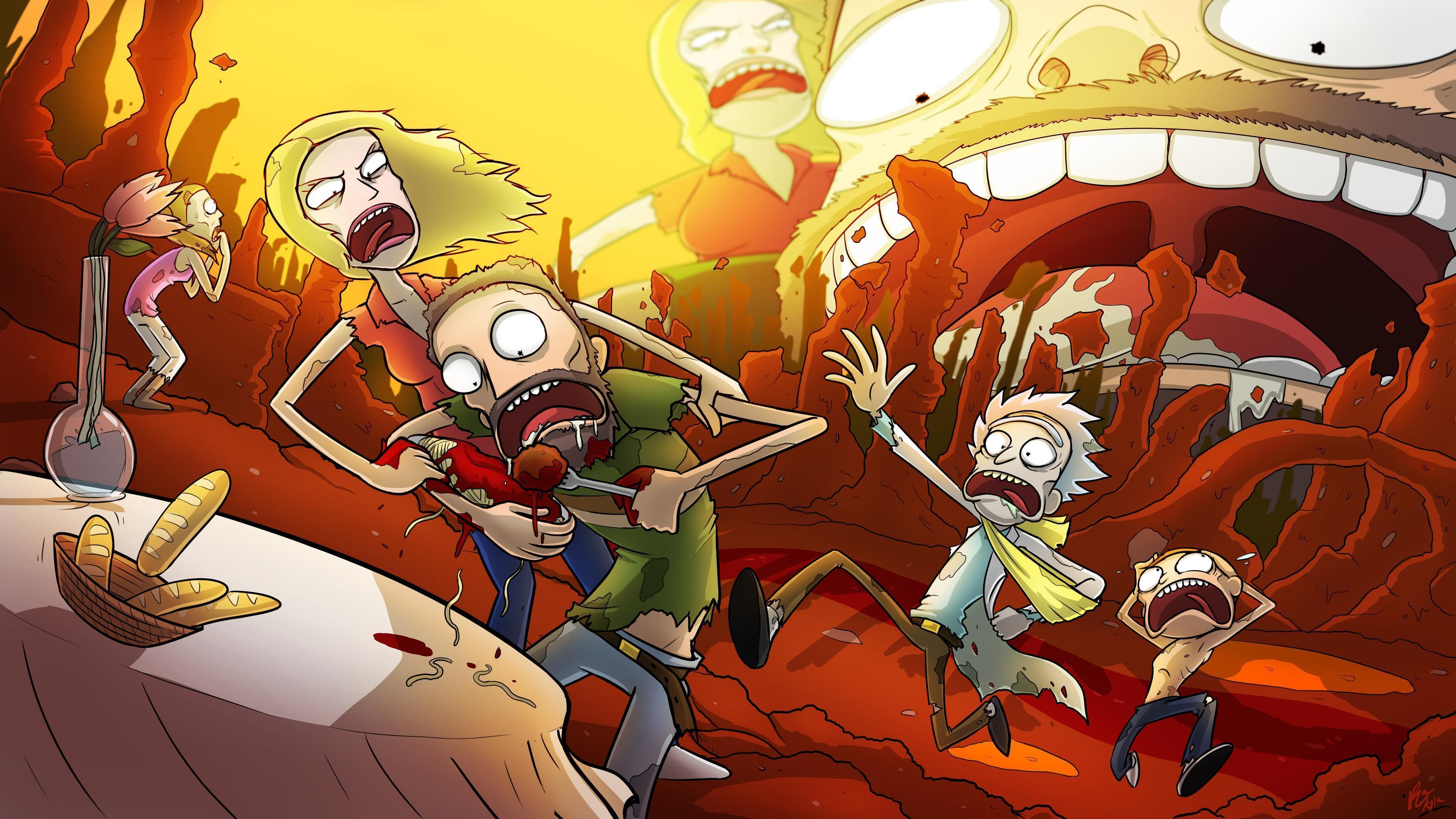 Rick And Morty Background 18