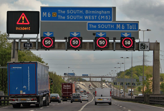 'Help me understand how smart motorways work' say drivers - Transport Focus