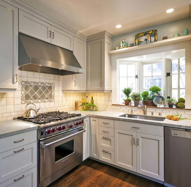 Getting Inspired By Ten Splendid Ideas Of Kitchen Bay Window