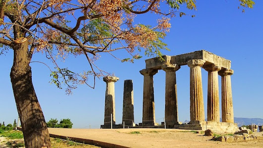 See Corinth, Mycenae and Nafplio in a day with Enjoy Tours Greece and Kostas