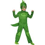 Disguise PJ Masks Gekko Classic Toddler Costume, Green