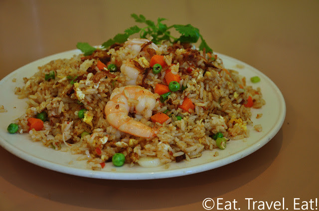 Nonya Style Fried Rice