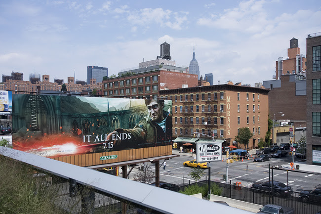 From the High Line