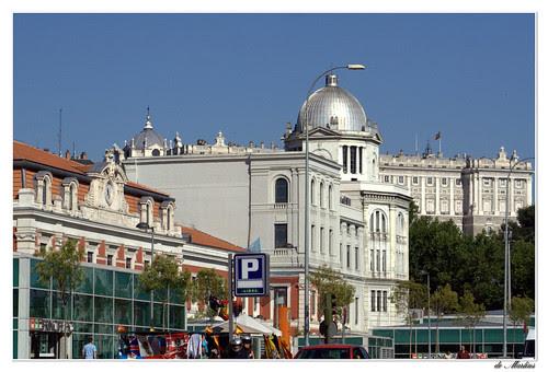 Estación del Norte. Madrid