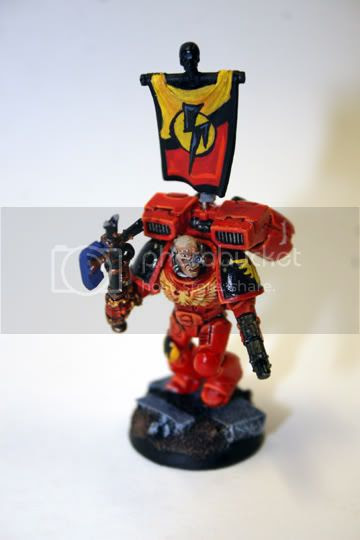 Blood Angels 2nd Company 8th Squad