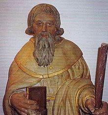 Saint Ortaire de Landelle (6ème s.)