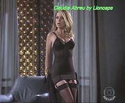 Claudia Abreu sensual na novela Geração Brasil