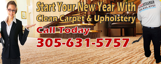 January Carpet and Upholstery Cleaning Specials