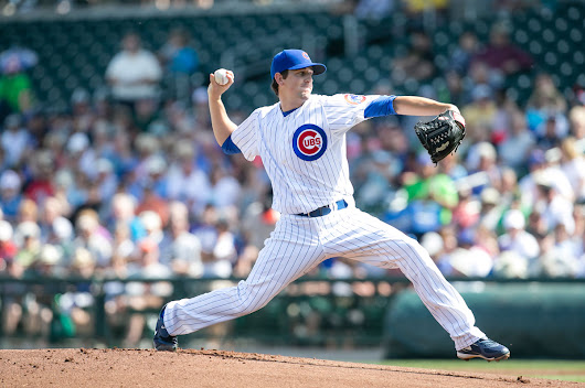 Get to Know Your Cubs: Kyle Hendricks