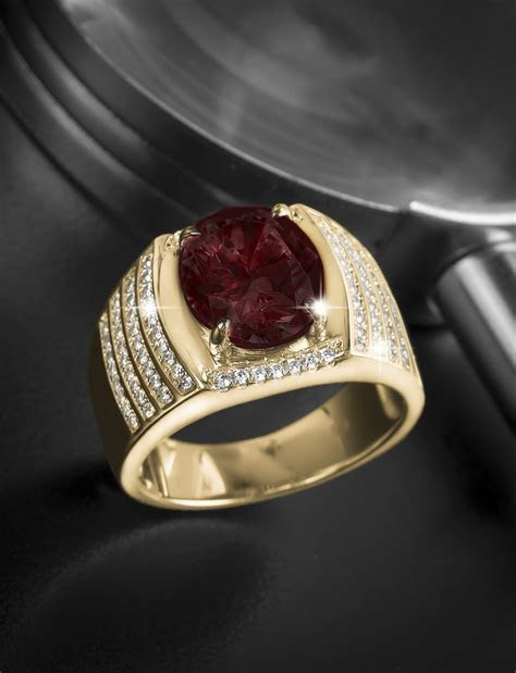 25  best ideas about Mens Ruby Rings on Pinterest   Men