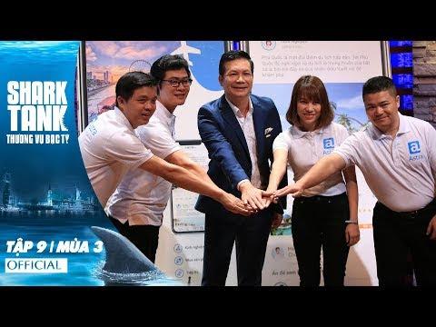 Shark Tank Việt Nam Tập 10 Full | Mùa 3 | Cá Mập Đầu Tư Phải Đúng Người, Đúng Thời Điểm, Đúng Nơi